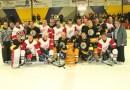 Hockey et histoire à l'honneur à l'aréna