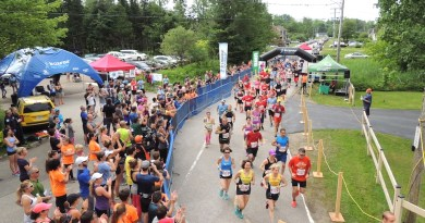 Défi Dansereau : plus de 400 coureurs pour la 3e édition