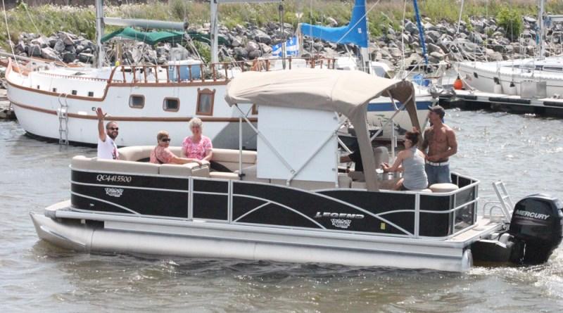 Le 8 juillet : la Fête du nautisme à la Marina de Portneuf