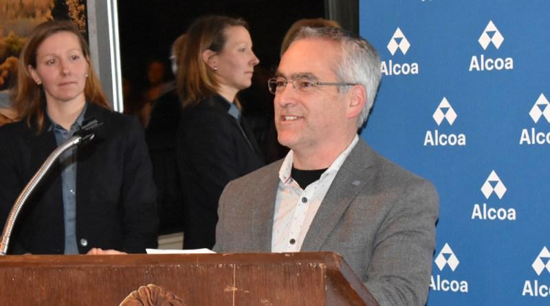 Alcoa reconnaît l'engagement bénévole de ses employés