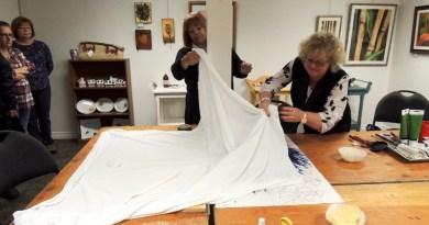La CAAJC dévoile un deuxième projet de mosaïque communautaire