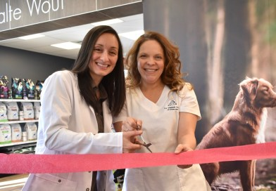 Sainte-Catherine-de-la-Jacques-Cartier : une nouvelle clinique vétérinaire ouvre ses portes