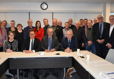 Plus de 6 M$ seront alloués au développement économique de la MRC de Portneuf
