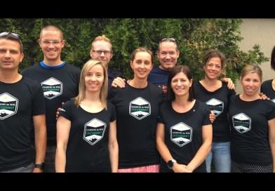 Dix sportifs de la région s'envolent pour le Marathon du Mont-Blanc