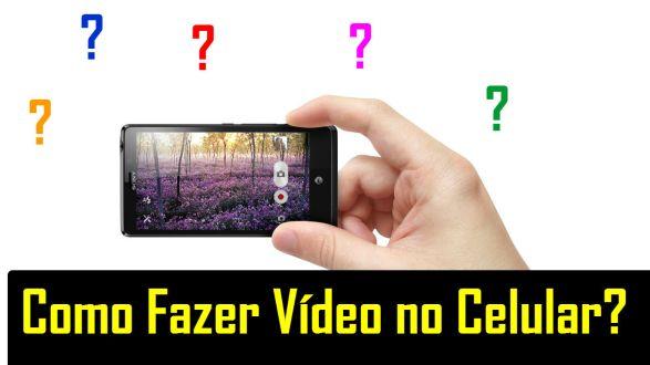 Como Fazer Vídeo no Celular De Forma Profissional?