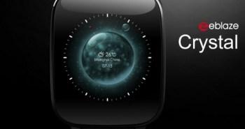 Zeblaze Cyrstal Smartwatch  (2)