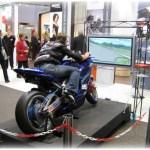 Simulator Full Motion Motorbike
