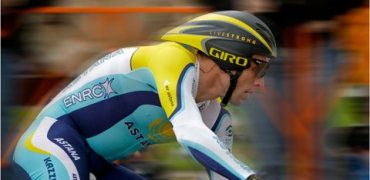 Lance Armstrong AMGEN