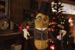 mr peanut2 250x166 Mr. Peanut Speaks for the First Time in 94 Years