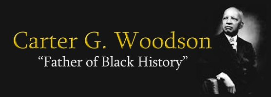 cartergwoodson1 Carter G. Woodson