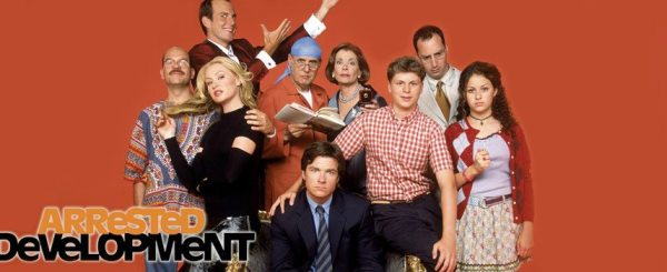 arrested development All of Arrested Development Season 4 to be available same day (Go Netflix!)