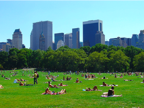 The World's Top City Parks