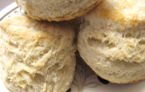 These Biscuits Rock. Make Them.