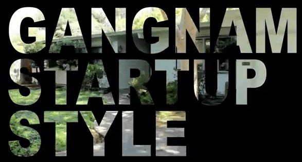 Gangnan Startup Style – the REMIX [video]