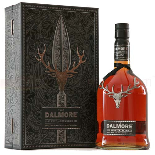 The Dalmore – Single-Malt Scotch Whisky Brand