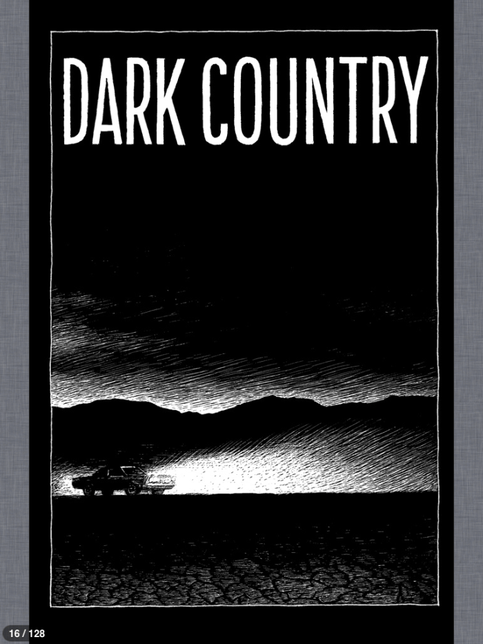 """Dark Country"" by RAW Studios – Graphic Novel Review"