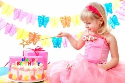 pricnessbday 250x166 Princess Party Essentials: 6 Secrets to Throwing an Elegant Party for Your Little Girl