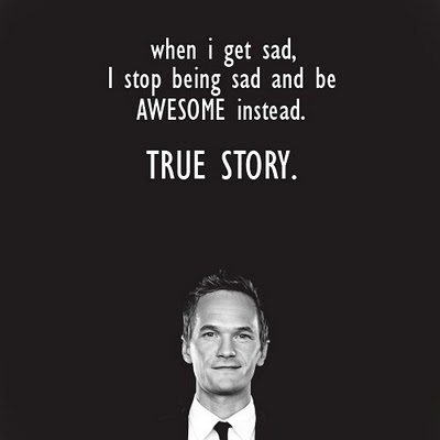 barney stinson awesome quote Make Mine Extra Dirty. The Starbucks Secret Menu