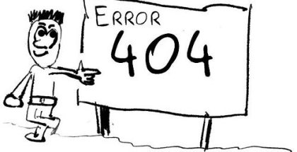 error 404