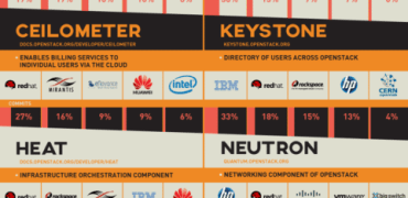 Meet The Movers And Shakers (And Chicken Ladies) of OpenStack [Infographic]