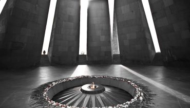Tsitsernakaberd Memorial Complex