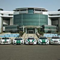 Top 10 Most Awesome Dubai Police Cars That Will Blow Your Mind