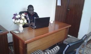 A 25 ans, Jonathan Tapsoba nourrit le rêve de devenir un jour, Secrétaire général de l'ONU
