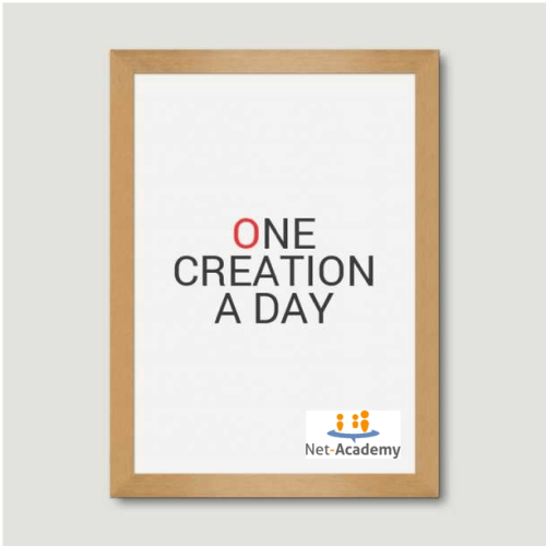 On creation a day