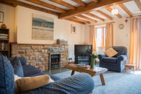 Cottage In Ingleton - lounge