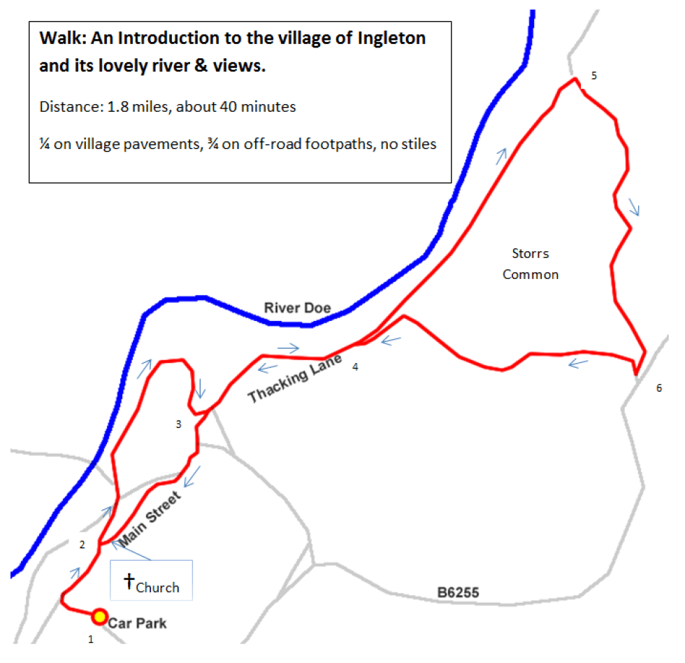 Introduction to Ingleton Walk