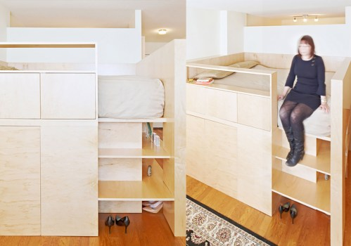 Medium Of Storage For Studio Apartments