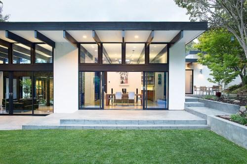 Medium Of Floor To Ceiling Windows