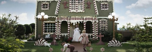 Medium Of Hansel And Gretel House