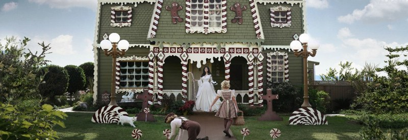 Large Of Hansel And Gretel House