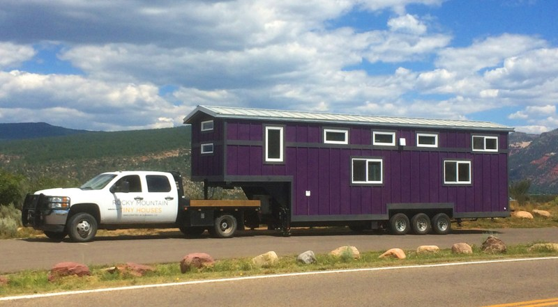 Large Of Tiny House Trailer