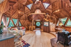Astonishing This Geodesic Dome Home Could Be Yours Inhabitat Green Building This Geodesic Dome Home Could Be Yours Michigan Sale Dome Homes Sale Pa Dome Homes