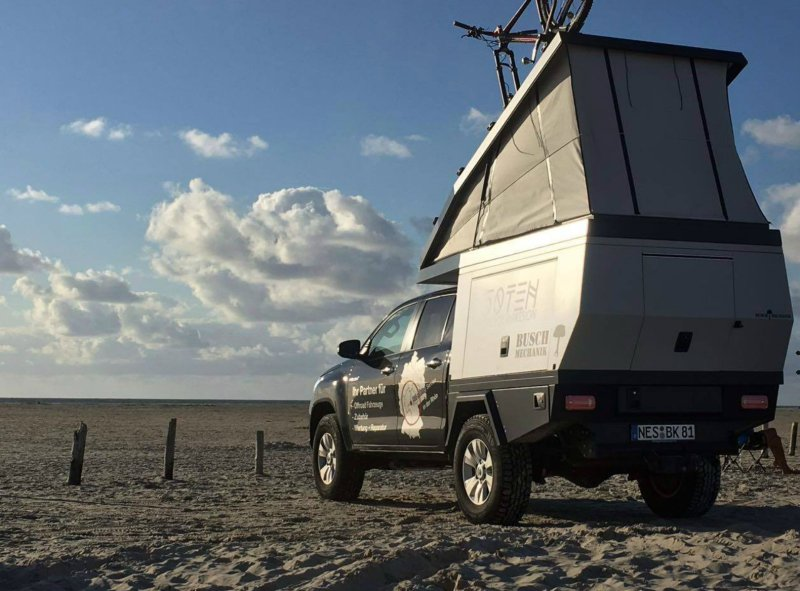 Large Of Diy Truck Camper