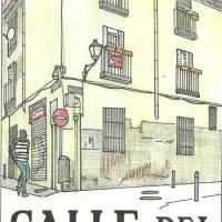 Diana Larrea ilustra las calles de Lavapiés
