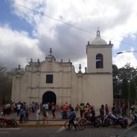 Campanario parroquia Somoto, parte de los 18 proyectos a inaugurar