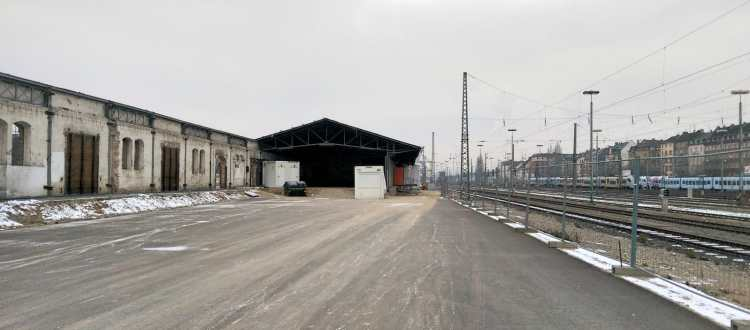 Coworking Mainz: An der Bahnstrecke