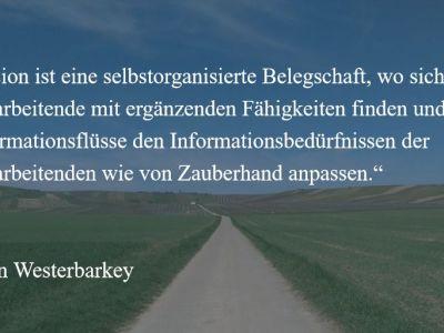 Jan Westerbarkey: Vision