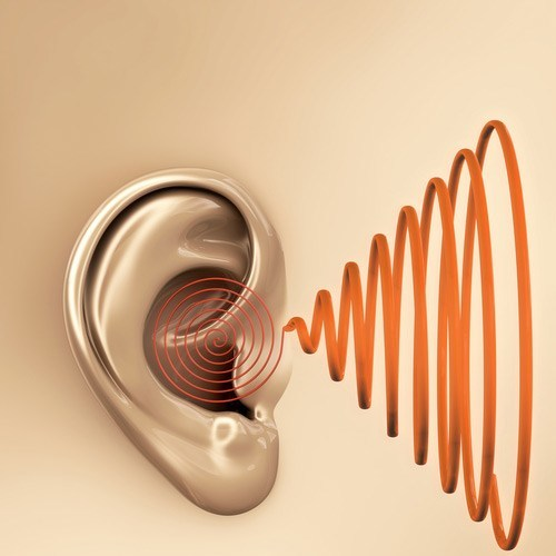 Tinnitus may be associated with hearing loss 2