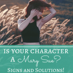 Is Your Character a Mary Sue?