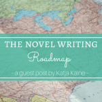 The Novel Writing Roadmap: A Guest Post by Katja Kaine
