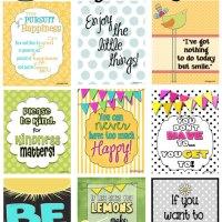 """""""happi"""" Freebies :)"""