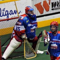 Dave DiRuscio Gets a Shot with Bandits