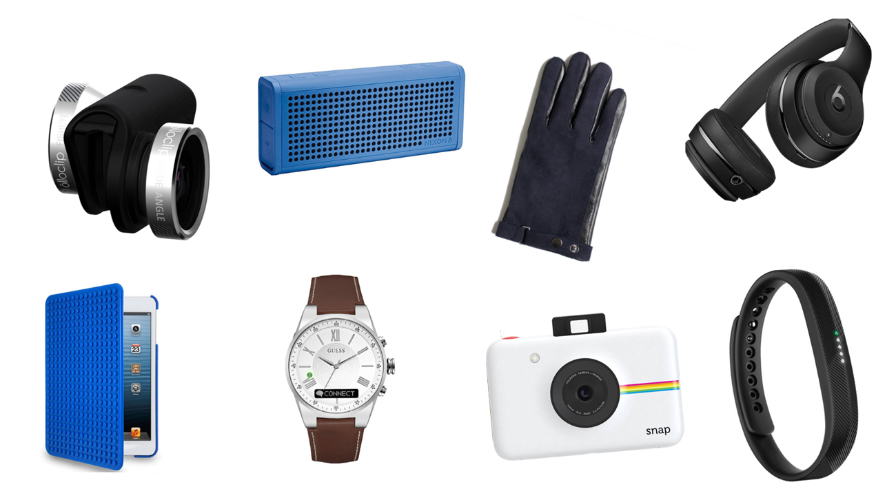 Shopping: Must-Have Tech