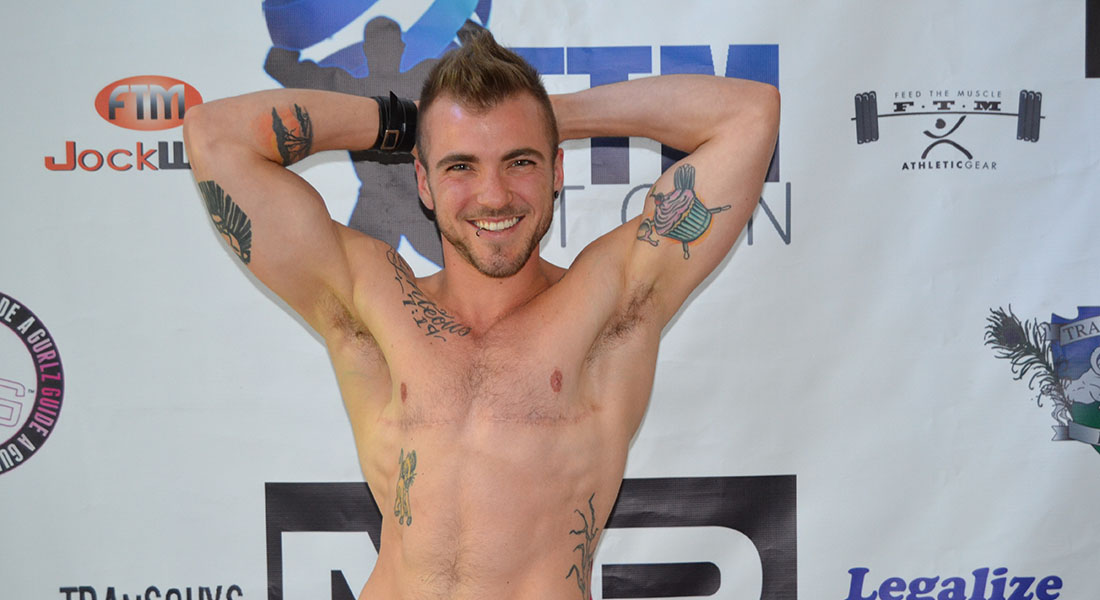 "Aydian Dowling is currently leading the annual ""Ultimate Guy"" contest held by Men's Health magazine. If he wins, he will be the first trans man to appear on the cover."