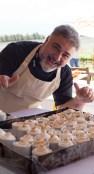 Santiago Orozco, chef de Andeluna.