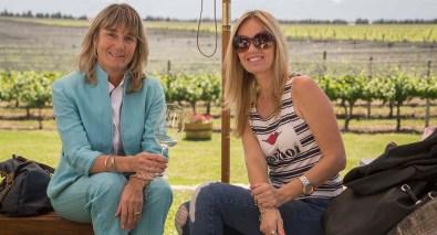 Claudia Yanzón (Bus Turístico) y Martha Reale (RDT Consultora).
